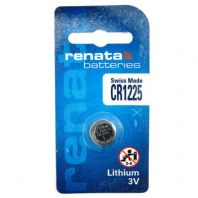 Renata Lithium Watch Batteries Coin Cells - CR1225
